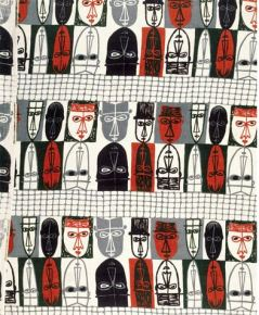 'Masks', 1954, Liberty