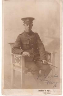 Horace Brooke 1916 b1898